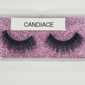 3D MINK LASHES - CANDIACE